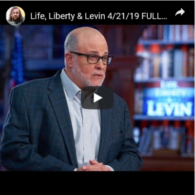 Levin on the BOMB within Mueller Report